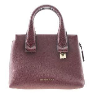 Michael Kors Rollins Embossed 2-Way Bag 167712